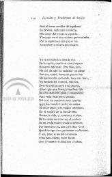 .Leyendas y Tradiciones de Sevilla :1)á á un .rri~n€ebo, galan y ...