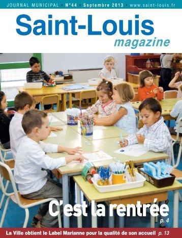 Saint-Louis magazine n° 44 en pdf