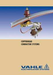 Copperhead Conductor Systems