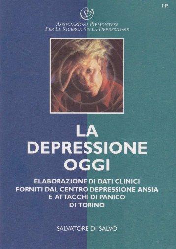 """""""La depressione oggi"""" in formato pdf - Associazione per la Ricerca ..."""