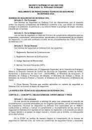DECRETO SUPREMO Nº 066-2007-PCM - Portal de la ...