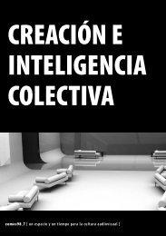 Creación e Inteligencia Colectiva - zemos98