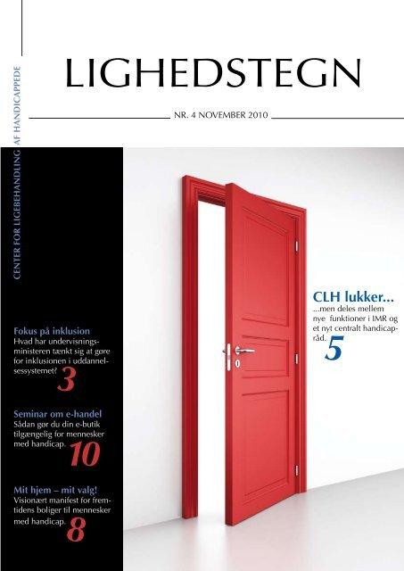 Lighedstegn i pdf-format - Center for Ligebehandling af Handicappede