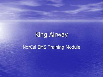 King Airway