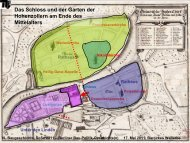 Potsdam, Stadtschloss – Bauzustand nach Errichtung des Fortuna