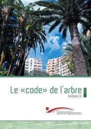 Code » de l'arbre - Monaco