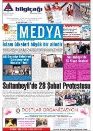 İslam ülkeleri büyük bir ailedir - gerçek medya gazetesi