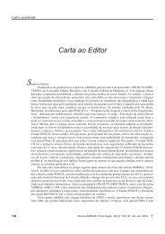 Carta ao editor.pmd - Amrigs