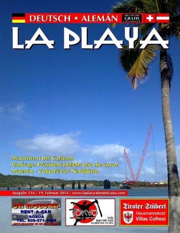 DE - La Playa
