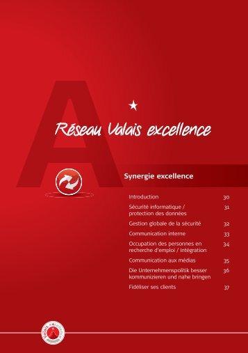 découvrir notre programme annuel - Valais excellence