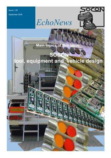 NEWS01-05 - SOCON Sonar Control Kavernenvermessung GmbH