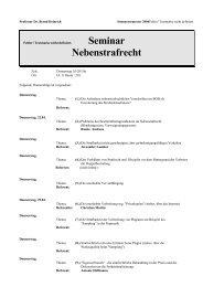 Seminarankündigung - Heinrich