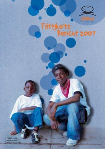 ch • TB 2007 0 - Children for a better world