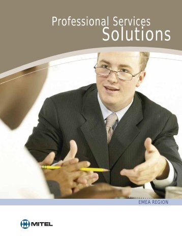 Professional Services Solutions - Ash Telecom