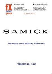 Samick Piano - FX-Music Group