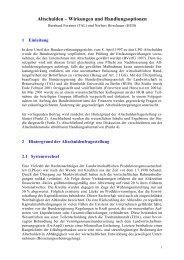 Altschulden - Wirkungen und Handlungsoptionen - Heft 8/2009 S. 314