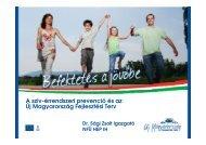 A szív-érrendszeri prevenció és az Új Magyarország Fejlesztési Terv