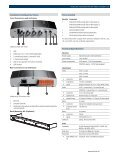 VideoJet X10/X20/X40 SN Video Encoder - SLD Security ... - Page 3