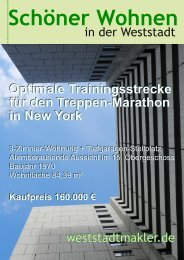 Optimale Trainingsstrecke für den Treppen-Marathon in New York ...