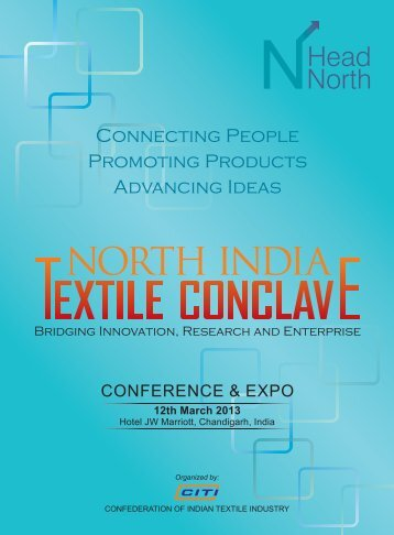 Brochure - CITI Confederation of Indian Textile Industry
