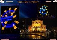 Regen-Nacht in Frankfurt - HarrysInFocus