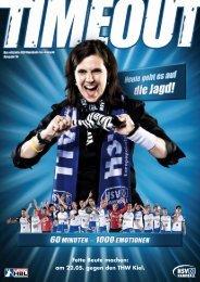 Fette Beute machen: am 22.05. gegen den THW Kiel. - HSV Handball