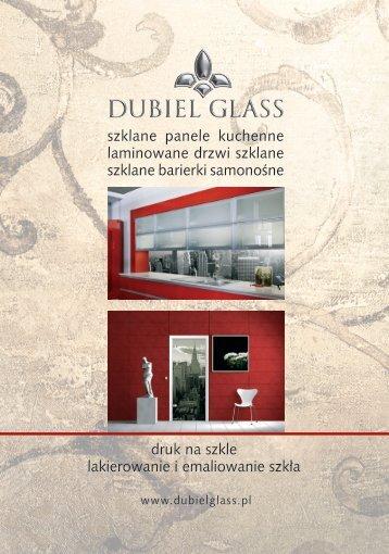 Zakład Szklarski Dubiel Glass sc - Ebro