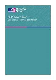 OS Street View user guide - Digimap
