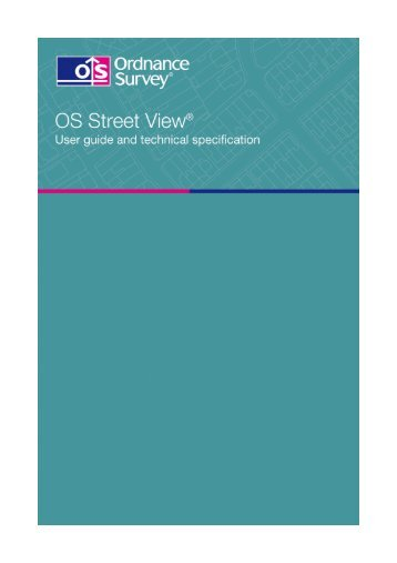 OS Street View user guide - Digimap