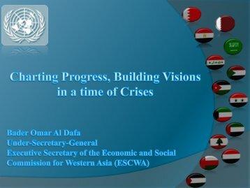 Regional economic and social development
