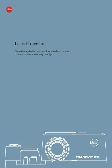 Leica Projection