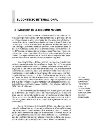 capitulos i y ii - Instituto Interamericano de Cooperación para la ...