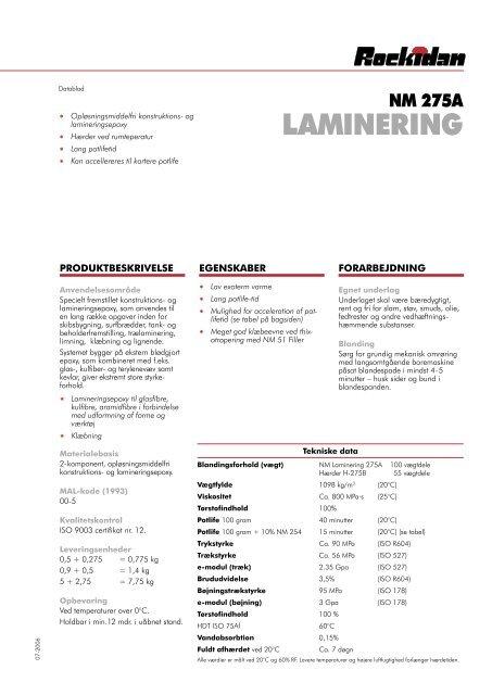 NM 275A Laminering.pdf - Rockidan