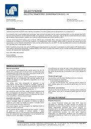 SCPI Selectipierre 1 - Primaliance