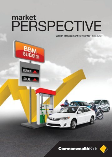 Market Perspective May 2013 - Commonwealth Bank