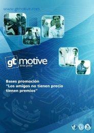Bases de la promoción - Gt Motive