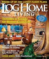 LIVING® - Pioneer Log Homes Midwest