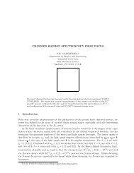 CHARMED HADRON SPECTROSCOPY FROM FOCUS 1 ... - DocDB