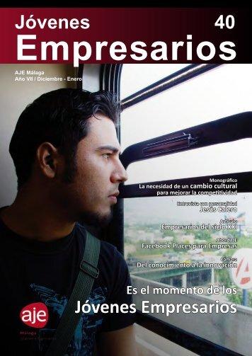 Monográfico - Asociación de Jóvenes Empresarios