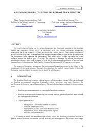172 - Departamento de Engenharia Civil