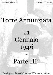 Vincenzo Marasco – Torre Annunziata 21 Gennaio 1946 - Vesuvioweb