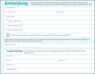Anmeldung - Ottersberg