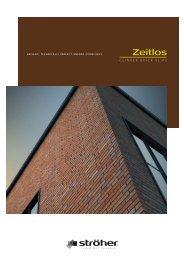 Zeitlos brochure of the series - Ströher