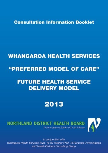 Health Partners Consulting Group - New Zealand Doctor
