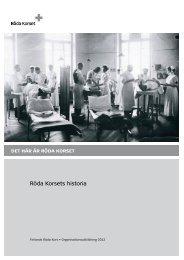 röda korsets historia - RedNet