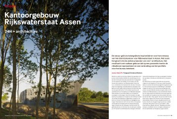 Vakblad De Architect - Abt