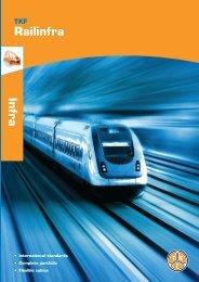 Railinfra Infra - TKF