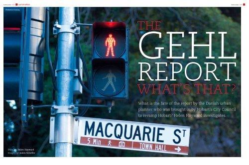 Gehl Report