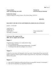 BI1003 B.pdf - Institutt for biologi