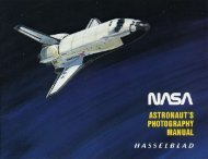 The Astronaut's Photography Manual (PDF) - Hasselblad